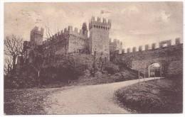 Gradara - Muri Di Cinta Con Merlature - HP1036 - Pesaro
