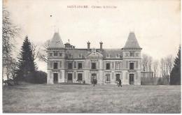 SAINT FIACRE - Château De Brinches - Francia