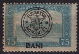 1919 Roman Occupation - Hungary - Cluj Napoca / Kolozsvár / Klausenburg  - Parliament LOT - MH - 75 B - Mi. 38I - Transylvanie