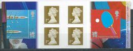 GROSBRITANNIEN GRANDE BRETAGENE GB 2010 GB  4 X 1st Gold (W) + 2 X Olympics Bk 3 Plain PM24 - Libretti