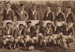 Rugby Jeu à XIII FOOTBALL CLUB DE LYON 1947 - Unclassified