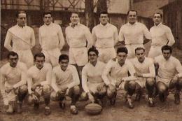 Rugby Jeu à XIII PARIS XIII 1947 - Unclassified