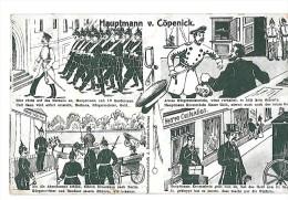 D12901 - MILITARIA - Hauptmann Von Cöpenick - Berlin - Histoire Du Faux Lieutenant Voleur *oblitéré à KETTENIS* - Personen