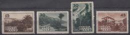 Russia SSSR 1946 Mi#1041-1044 Mint Hinged
