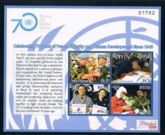 Bhutan 2015 The 70th Anniversary Of The United Nations New 1MS 1210 - Bhutan