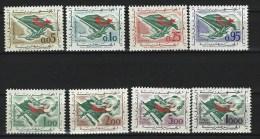 """Algerie YT 369 à 376 """" Retour à La Paix """" 1963 Neuf** - Algérie (1962-...)"""