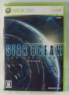X-Box 360 Japanese : Star Ocean The Last Hope  WTC 00002 - X-Box