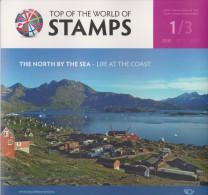 The North By The Sea - Denmark - Norway - Sweden - Finland - Aland - Iceland - Greenland - Faroe Island - Blocks Folder - Andere-Europa
