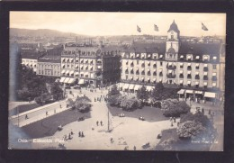 Old Small Card Of Eidsvolds Plads,Oslo,Norway,J25. - Norway