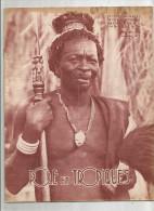 POLE ET TROPIQUES , N° 2 , 1954 , Les Missionnaires Oblats Au CONGO BELGE , 23 Pages , Frais Fr : 2.70€