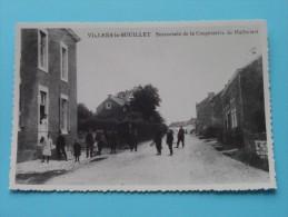Succursale De La Coopérative De Halbosart ( Copie De CP / PK Copy ) Anno 19?? ( Zie Foto Details ) !! - Villers-le-Bouillet