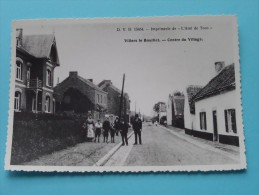 Centre Du Village ( Copie De CP / PK Copy ) Anno 19?? ( Zie Foto Details ) !! - Villers-le-Bouillet
