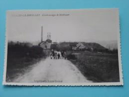 Charbonnages De Halbosart ( Copie De CP / PK Copy ) Anno 19?? ( Zie Foto Details ) !! - Villers-le-Bouillet