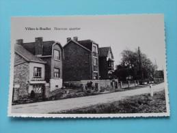 Nouveau Quartier ( Copie De CP / PK Copy ) Anno 19?? ( Zie Foto Details ) !! - Villers-le-Bouillet