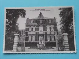 Proprieté De M. Le Notaire Donnay ( Copie De CP / PK Copy ) Anno 19?? ( Zie Foto Details ) !! - Villers-le-Bouillet