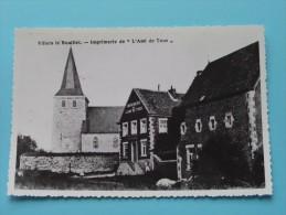 """L´Imprimerie De """" L'Ami De Tous """" ( Copie De CP / PK Copy ) Anno 19?? ( Zie Foto Details ) !! - Villers-le-Bouillet"""