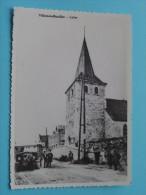 Eglise ( Copie De CP / PK Copy ) Anno 19?? ( Zie Foto Details ) !! - Villers-le-Bouillet