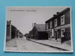 Maison Du Peuple ( Copie De CP / PK Copy ) Anno 19?? ( Zie Foto Details ) !! - Villers-le-Bouillet
