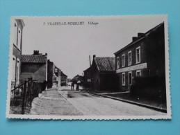 Village ( Copie De CP / PK Copy ) Anno 19?? ( Zie Foto Details ) !! - Villers-le-Bouillet