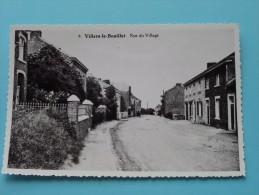 Rue Du Village ( Copie De CP / PK Copy ) Anno 19?? ( Zie Foto Details ) !! - Villers-le-Bouillet