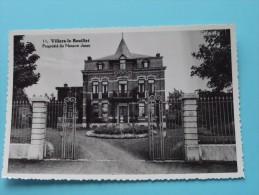 Propriété Du Notaire Jonet ( Copie De CP / PK Copy ) Anno 19?? ( Zie Foto Details ) !! - Villers-le-Bouillet