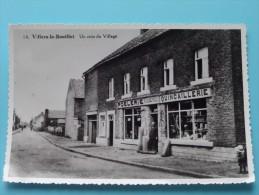 Un Coin Du Village ( Copie De CP / PK Copy ) Anno 19?? ( Zie Foto Details ) !! - Villers-le-Bouillet