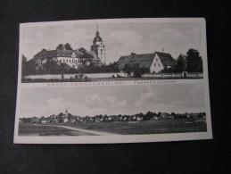 == Nürnberg Großgründlach , Tabak Und Bäckerei 1954 - Nuernberg