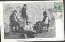 ITALIA - CHIOGGIA - Pescatori, 1907 - Chioggia