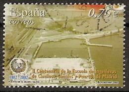 España U 3967b (o) SH. Ingenieros. 2003 - 2001-10 Gebraucht