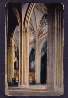 Old Small Card Of Vista Interior De La Catedral,Seville, Andalusia, SpainJ26. - Sevilla