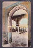 Old Small Card Of Patio De La Casa De Pilatos,Seville, Andalusia, SpainJ26. - Sevilla