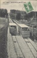 CPA Berne- Funiculaire - Vignette Du 9ème Congrès D´Esperanto - Circulée 1913 - Esperanto