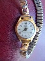 Montre Mécanique DAVIS (fonctionne) - Horloge: Antiek