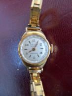 Montre Mécanique ARVOR (fonctionne) - Horloge: Antiek