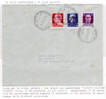 """Napoli-00128-A - 1943:Francobolli Con La 1^ Tiratura Della Soprastampa """"Governo Militare Alleato"""" - - Occup. Anglo-americana: Napoli"""
