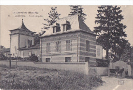 Ax - Cpa Lunéville - Saint Léopold - Luneville