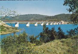 83---LAC DE SAINT CASSIEN---le Pont---voir 2 Scans - France