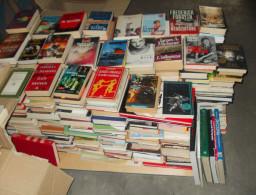 Stock Lotto: 30 Libri Ottimi Narrativa,grandi Autori,gialli - Collections