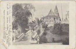 Cambodge  Pagode Royale A Pnom Penh - Cambodge