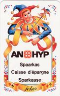 Joker Bank Spaarbank ANHYP Speelkaart Caisse D'epargne Sparkasse - Cartes à Jouer Classiques