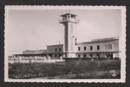 CPSM Pf. TUNISIE . AOUINA . L'Aerogare De TUNIS . - Aérodromes