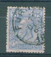 """BELGIE - OBP Nr 48 - Leopold II - Cachet """"FURNES"""" - (ref. ST-119) - 1884-1891 Leopold II."""