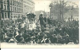 Lyon  Evenement Mi Careme  1909 Char Des Sciences - Lyon