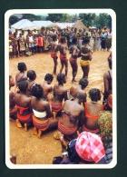 CAMEROON  -  Dance  Danse De Jeunes Vierges  Unused Postcard - Cameroon