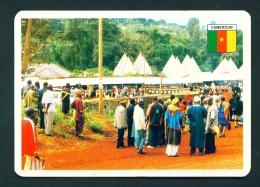 CAMEROON  -  Chefferie Batcham  Unused Postcard - Cameroon