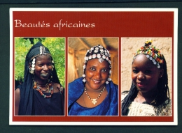 CAMEROON  -  African Beauties  Unused Postcard - Cameroon