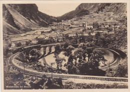 Die Berninabahn - Kreisbrucke Bei Brusio - Trenes