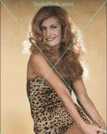 Dalida - 0019 - Glossy Photo 8 X 10 Inches - Berühmtheiten
