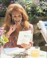 Dalida - 0031 - Glossy Photo 8 X 10 Inches - Berühmtheiten