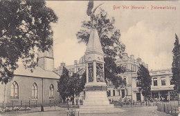 Pietermaritzburg South Africa - Boer War Memorial Postcard - South Africa